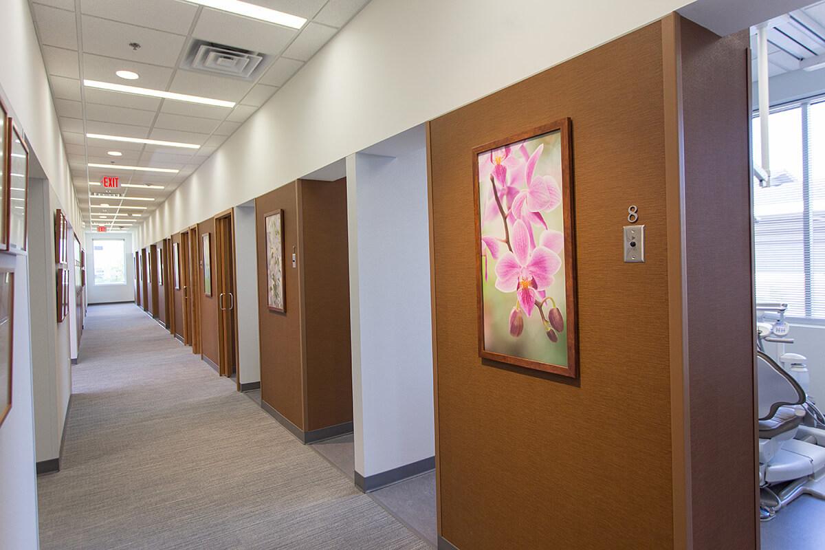 Coon Rapids Hallway