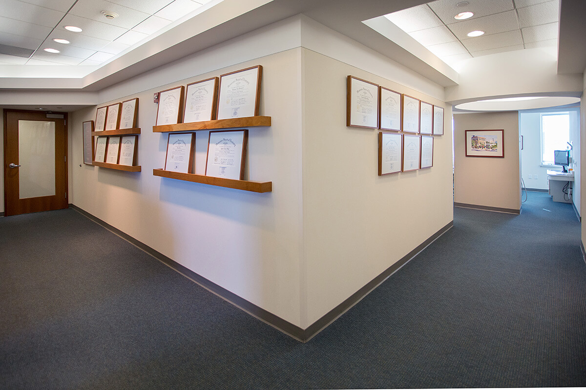 Roseville Hallway